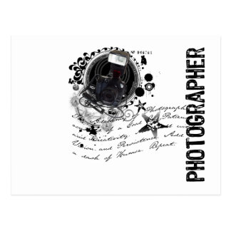Alchemy of Photography (Photographer) Postcard