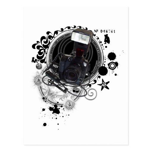 Alchemy of Photography (v. 1) Post Card