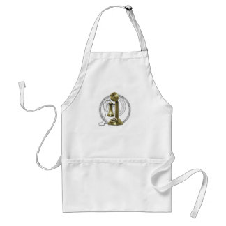 Alchemy of Producing Image Adult Apron