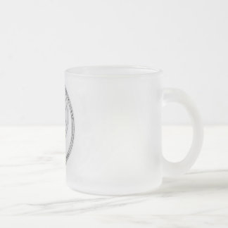 Alchemy of Producing Image Frosted Glass Coffee Mug