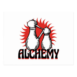 Alchemy Postcard