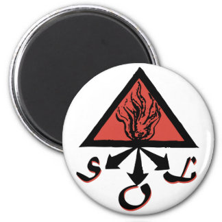 Alchemy Sol Magnet
