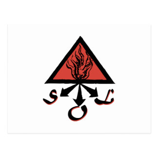 Alchemy Sol Postcard