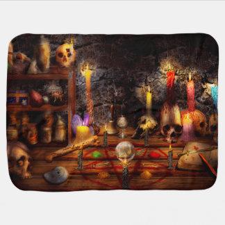Alchemy - That old black magic Baby Blanket