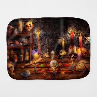 Alchemy - That old black magic Baby Burp Cloths