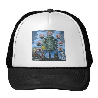 Alchemy Tree Mesh Hat