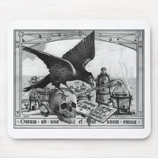 Alchemy Workbench - Établi d'Alchimie Mousepad