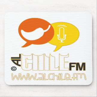 ALCHILE FM RADIO, CUSTOMIZABLE PRODUCTS MOUSE PAD