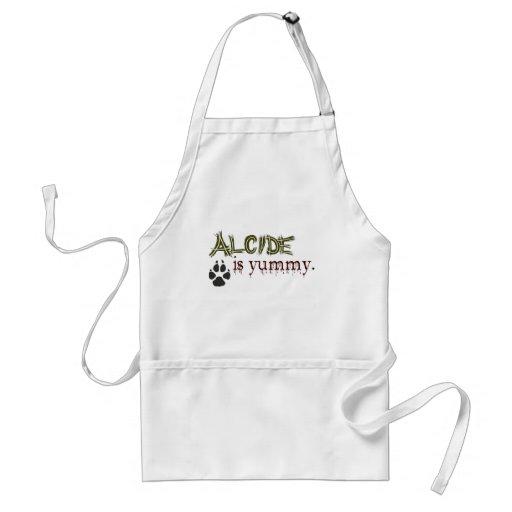 Alcide es delicioso delantal