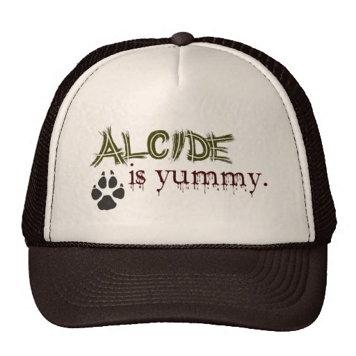 Alcide es delicioso gorros