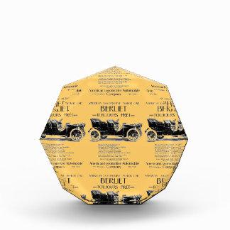 Alco cars - American Locomotive Company Acrylic Award