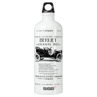 Alco cars - American Locomotive Company Aluminum Water Bottle