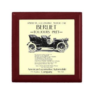 Alco cars-American Locomotive Company Gift Box