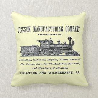 Alco - Dickson Manufacturing Company 1856 Cojines