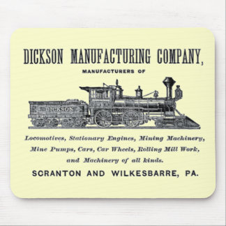 Alco - Dickson Manufacturing Company 1856 Mouse Pad