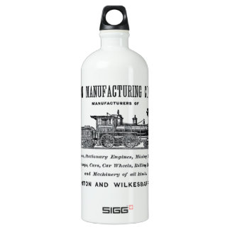 Alco - Dickson Manufacturing Company 1856 SIGG Traveler 1.0L Water Bottle