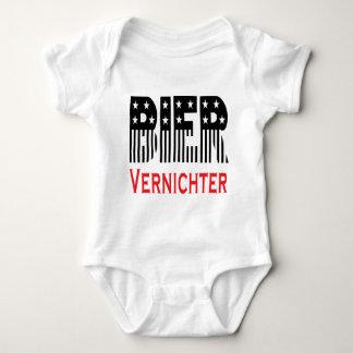 Alco-get/alcohol Baby Bodysuit