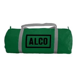 ALCO-Powered by Alco Locomotive Company Gym Duffel Bag