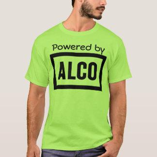 ALCO - Powered by Alco Locomotive Company T-Shirt