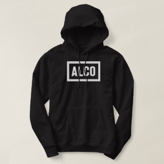 ALCO-Powered by American Locomotive Company Hoodie