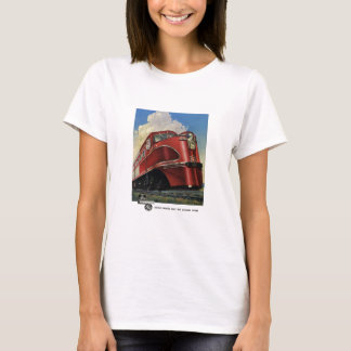 Alco Rock Island Lines 1941 Womans  T-Shirts