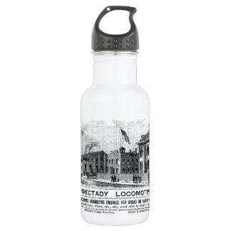 Alco-Schenectady Locomotive Works, 1870 18oz Water Bottle