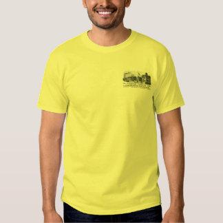 Alco-Schenectady Locomotive Works, 1870 Tee Shirts