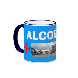 Alcobaça* Portugal Cup Ringer Coffee Mug