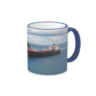 Alcohol americano, taza de la nave de Great Lakes