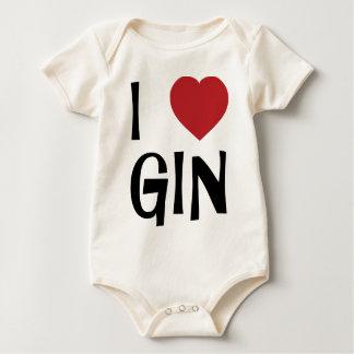 Alcohol Baby Bodysuit