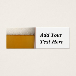 Alcohol Beer Business Card