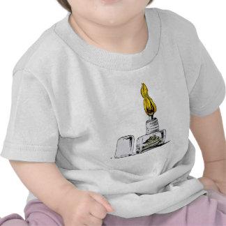 alcohol burners Alco-get more burner T-shirts