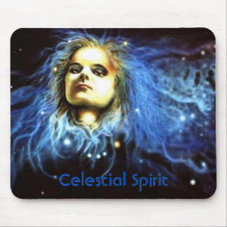 Alcohol celestial Mousepad