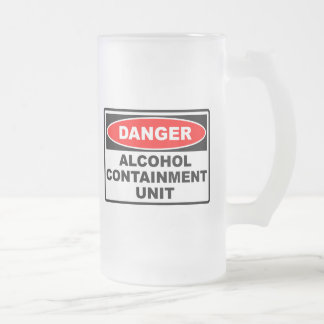 Alcohol Containment Unit Coffee Mug