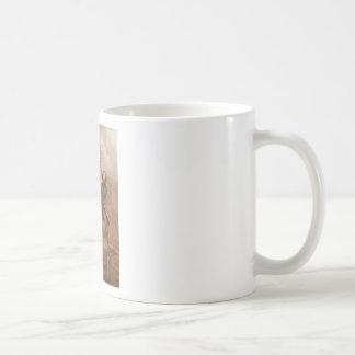 Alcohol de '76 taza básica blanca