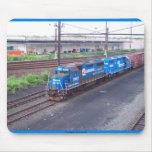 Alcohol de Conrail - GP38 - PRR #2943 en pintura a Alfombrillas De Raton