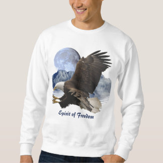 ALCOHOL de la ropa de la fauna de Eagle calvo de Jersey