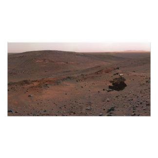 Alcohol de Rover de la exploración de Marte Arte Fotográfico