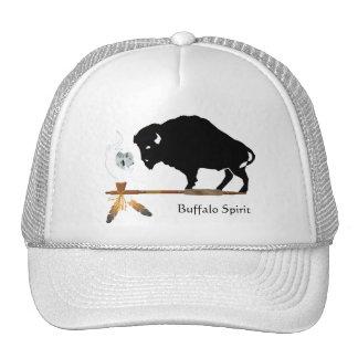 Alcohol del búfalo gorras de camionero