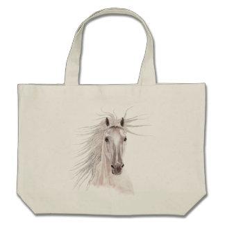 Alcohol del caballo del viento - vendimia bolsas