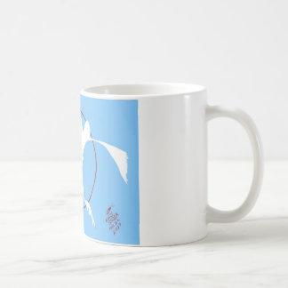 Alcohol del oso taza de café