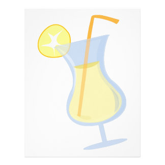Alcohol Drink Letterhead Design