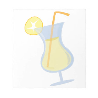 Alcohol Drink Scratch Pad