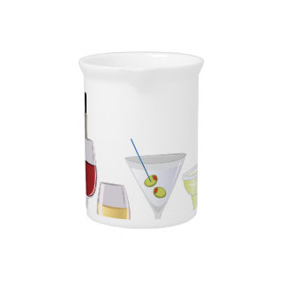 Alcohol Drinks Beverage Pitcher