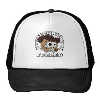Alcohol Fueled Hat