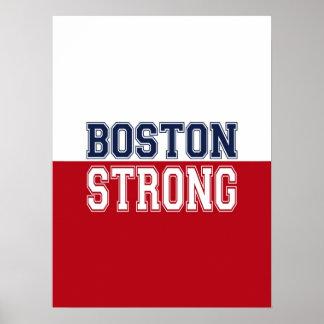 Alcohol fuerte de Boston Póster