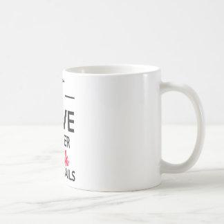 Alcohol Funshirt - Save Water drink cocktails Coffee Mug