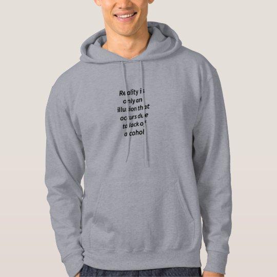 alcohol humor hoodie