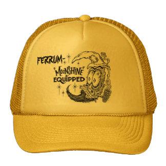 alcohol ilegal del ferrum gorras de camionero