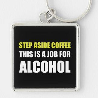 Alcohol Job 2 Keychain